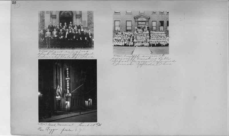 Mission Photograph Album - Cities #10 page 0020