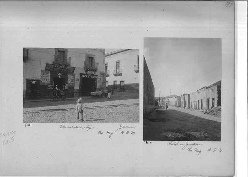 Mission Photograph Album - Mexico #05 page 0197