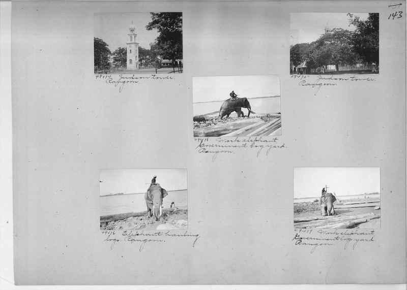 Mission Photograph Album - Burma #1 page 0143