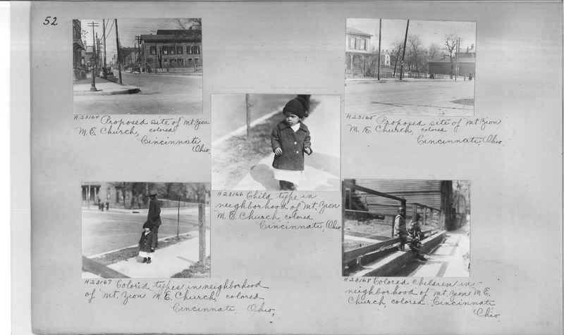 Mission Photograph Album - Negro #3 page 0052