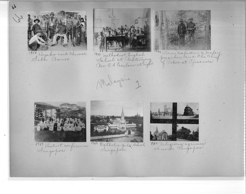 Mission Photograph Album - Malaysia #1 page 0066