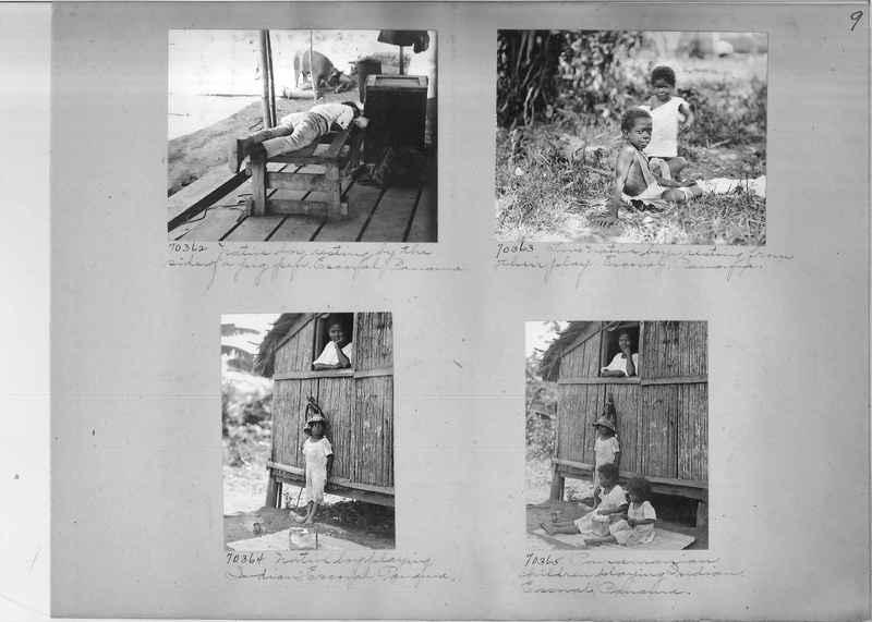 Mission Photograph Album - Panama #03 page 0009