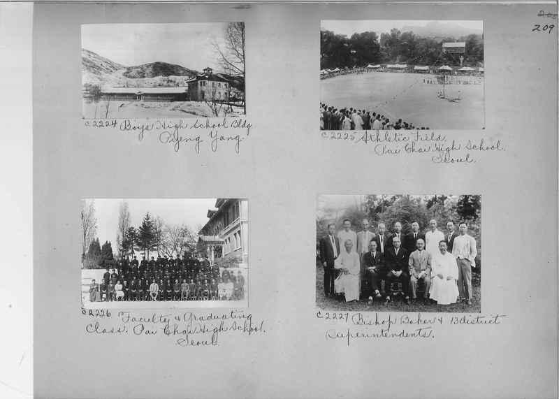 Mission Photograph Album - Korea #5 page 0209