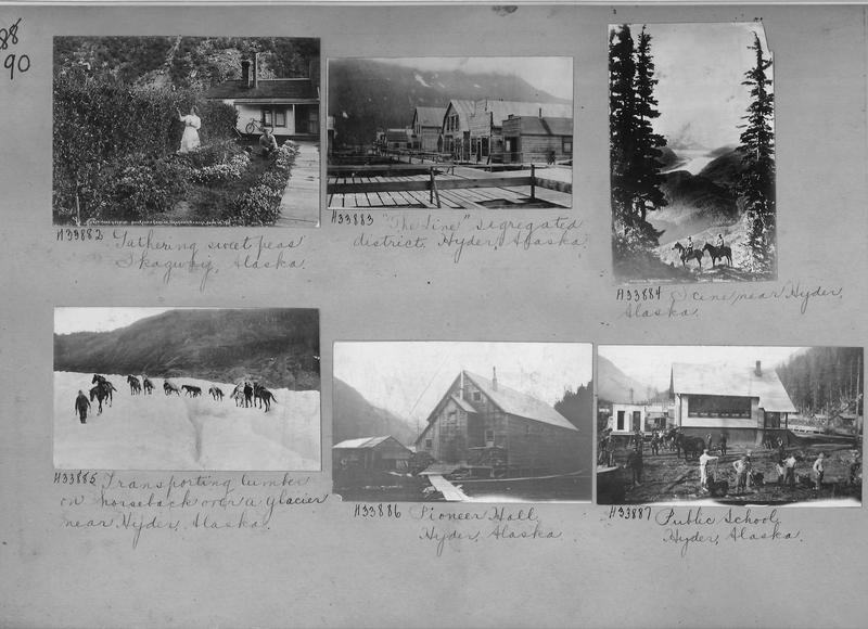 Mission Photograph Album - Alaska #1 page 0090