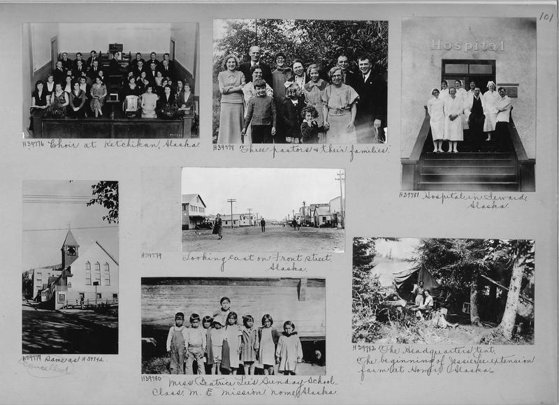 Mission Photograph Album - Alaska #1 page 0101