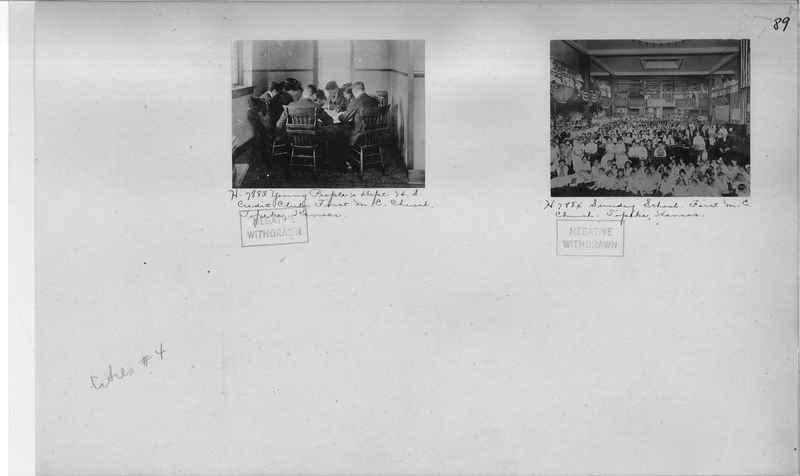 Mission Photograph Album - Cities #4 page 0089