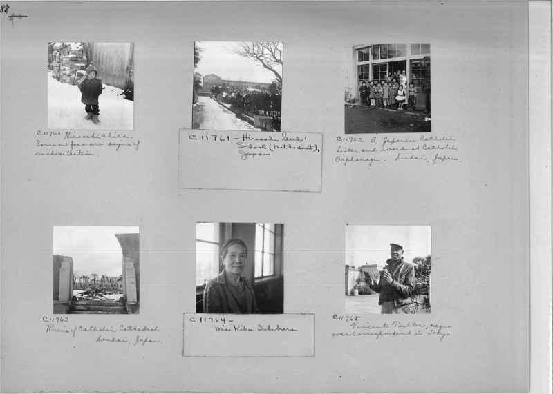 Mission Photograph Album - Japan #06 Page 0088