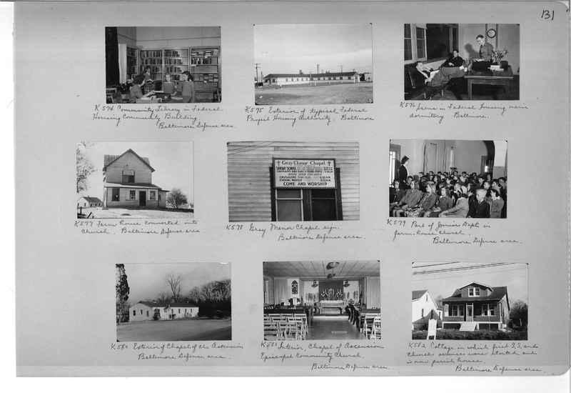 Mission Photograph Album - Cities #18 page 0131
