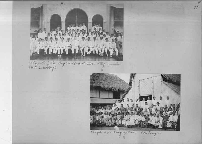Mission Photograph Album - Philippines OP #01 page 0017