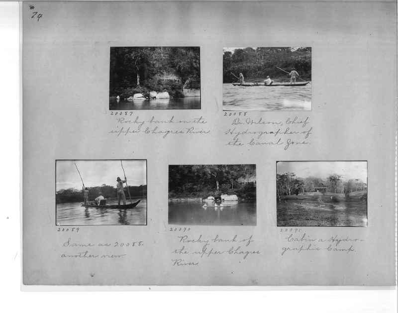 Mission Photograph Album - Panama #1 page  0074