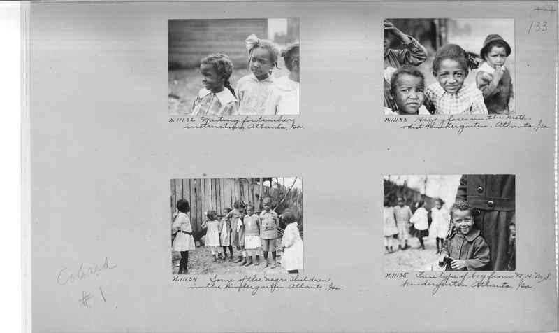 Mission Photograph Album - Negro #1 page 0133