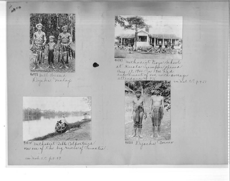 Mission Photograph Album - Malaysia #2 page 0114
