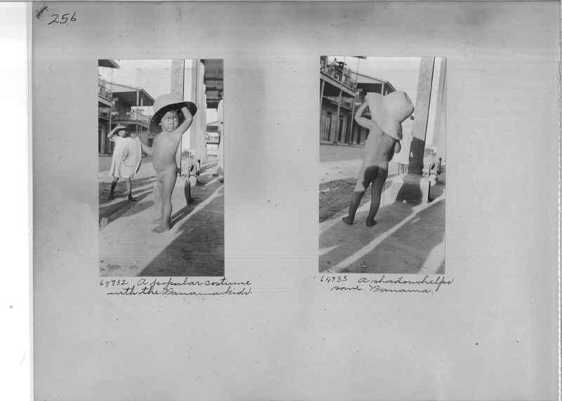 Mission Photograph Album - Panama #02 page 0256
