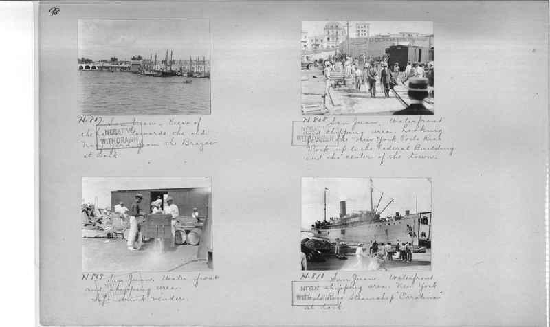 Mission Photograph Album - Puerto Rico #2 page 0098