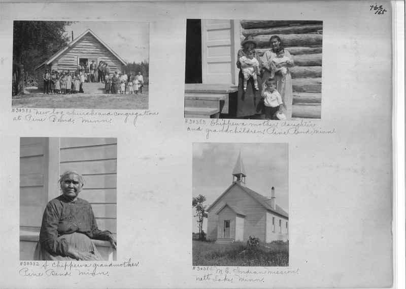 Mission Photograph Album - Indians #2 page_0165