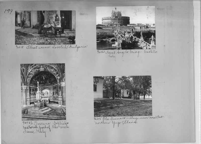 Mission Photograph Album - Europe #08 Page_0194