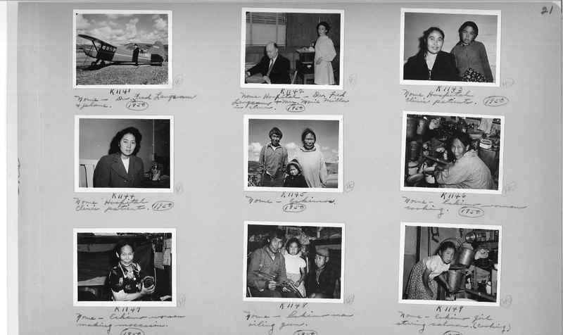 Mission Photograph Album - Alaska #2 page 0021