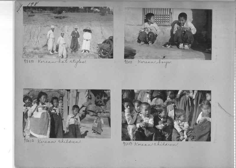 Mission Photograph Album - Korea #5 page 0198