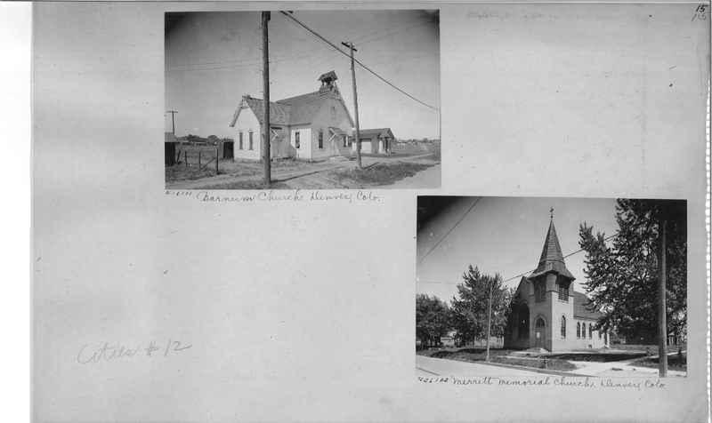 Mission Photograph Album - Cities #12 page 0015