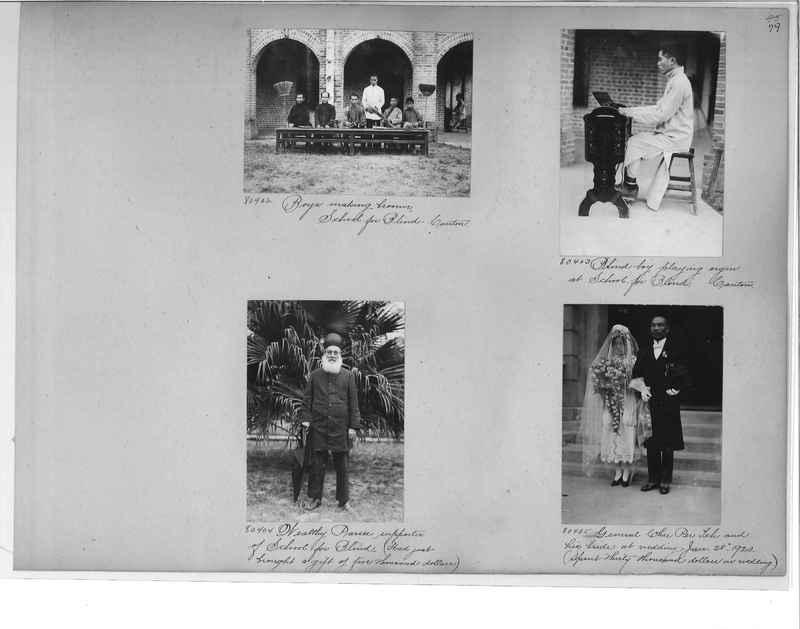 Mission Photograph Album - China #10 pg. 0079