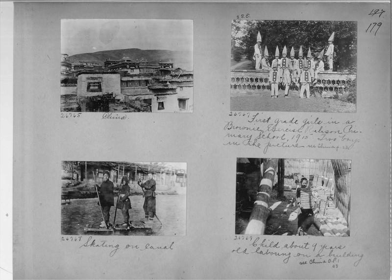 Mission Photograph Album - China #7 page 0179