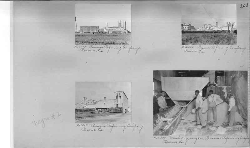 Mission Photograph Album - Negro #2 page 0203