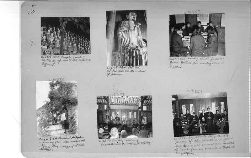Mission Photograph Album - China #20 page 0010