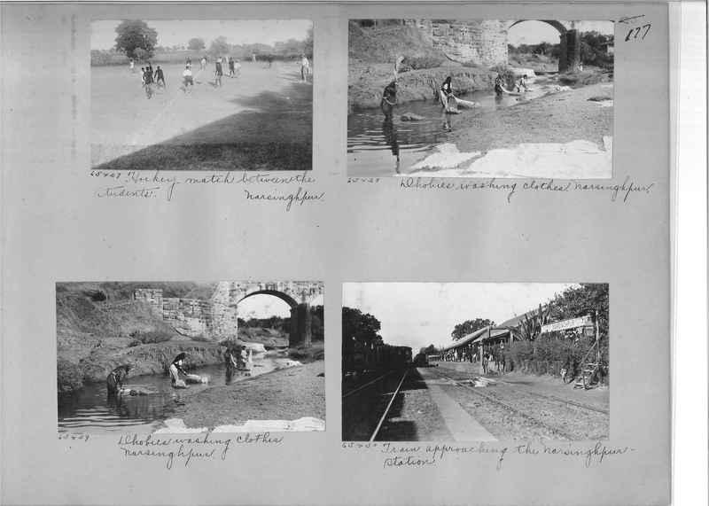 Mission Photograph Album - India #08 Page 0177