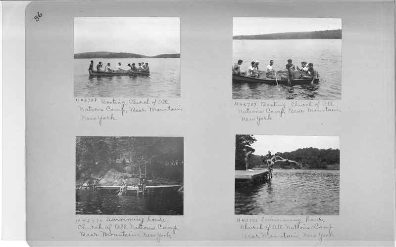 Mission Photograph Album - Cities #18 page 0036