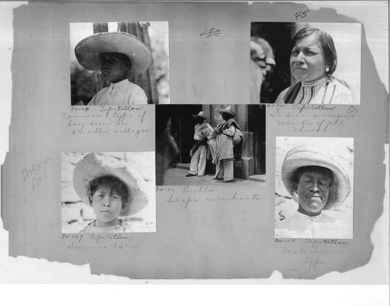 Mission Photograph Album - Mexico #01 Page_0045