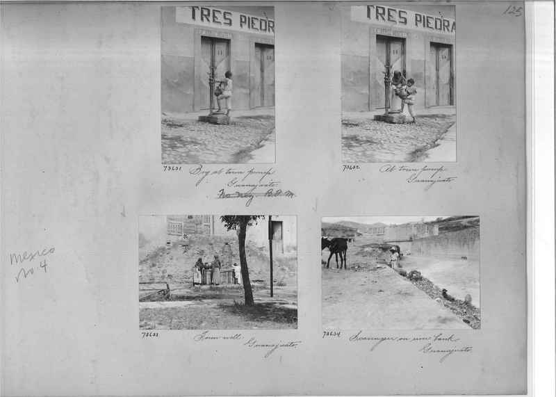 Mission Photograph Album - Mexico #04 page 0125