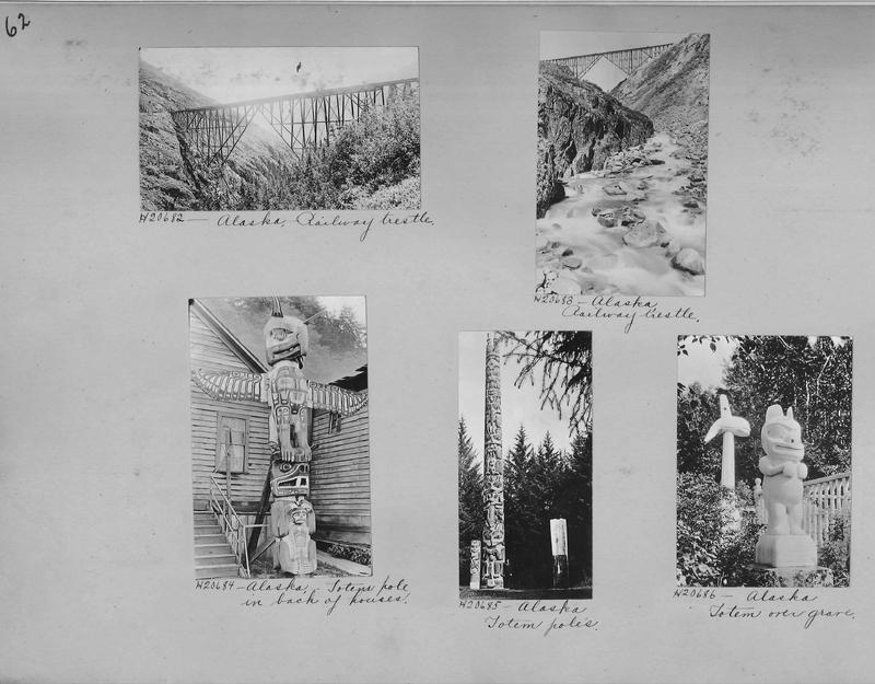 Mission Photograph Album - Alaska #1 page 0062