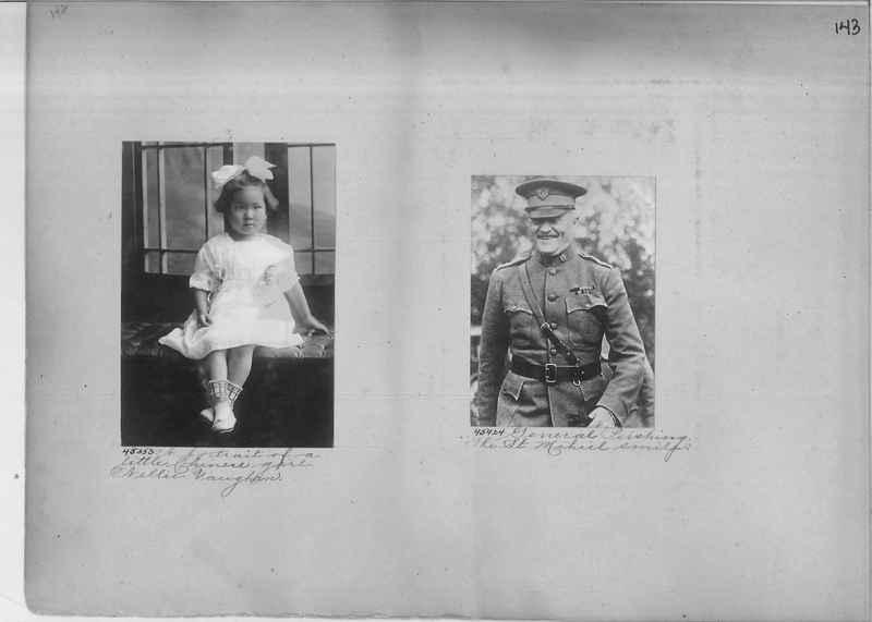 Mission Photograph Album - Portraits #2 page 0143