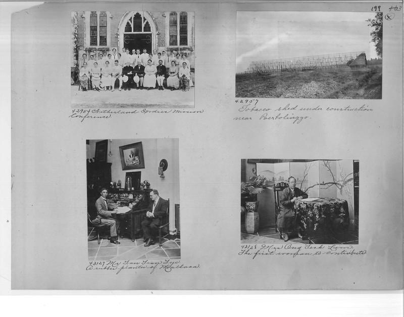 Mission Photograph Album - Malaysia #2 page 0199