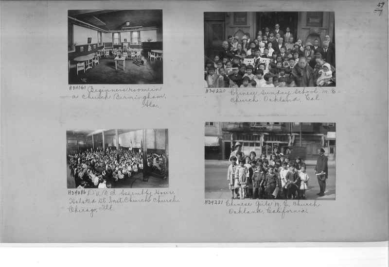 Mission Photograph Album - Religious Education #1 page 0059