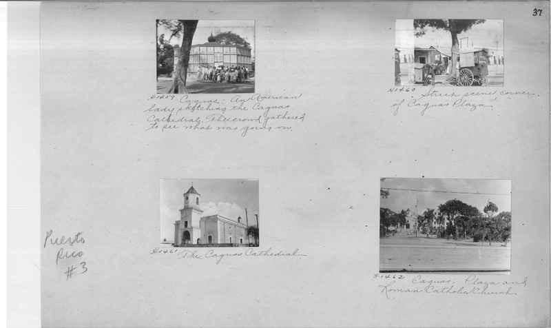 Mission Photograph Album - Puerto Rico #3 page 0037