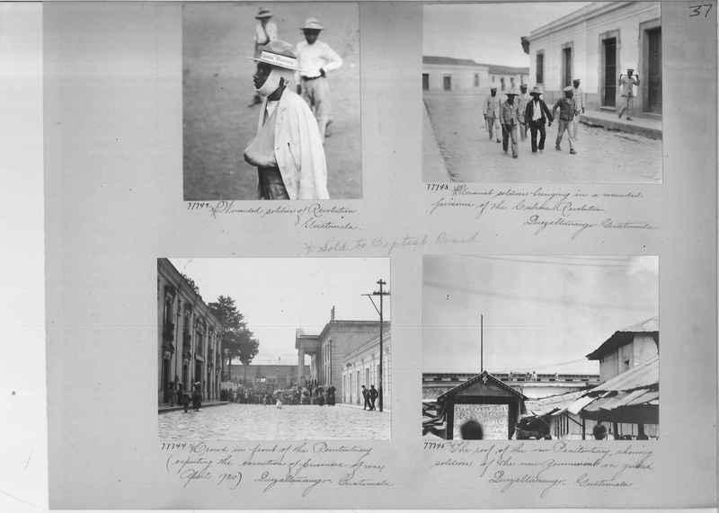 Mission Photograph Album - Panama #04 page 0037