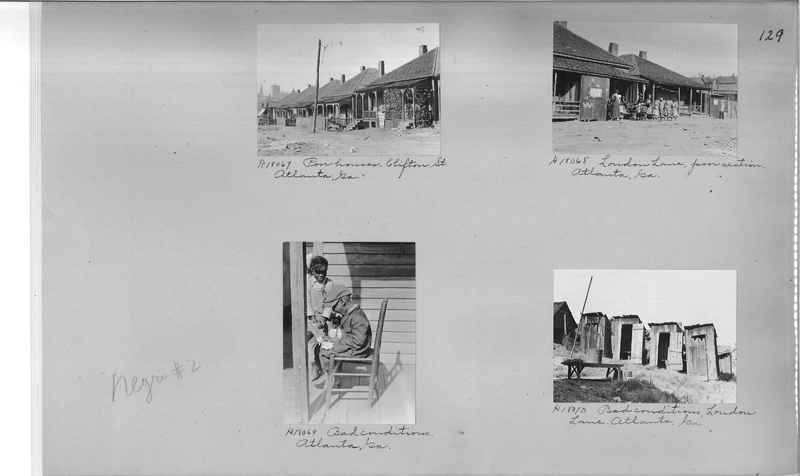 Mission Photograph Album - Negro #2 page 0129