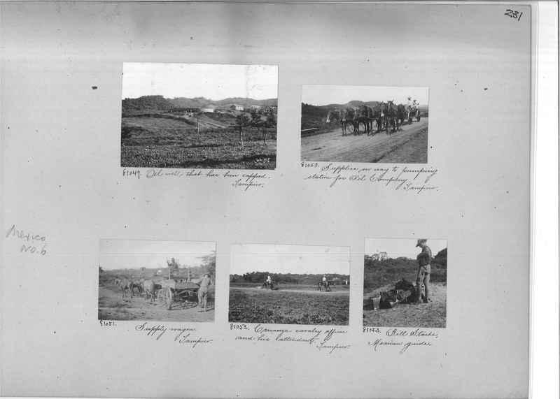 Mission Photograph Album - Mexico #06 page 0231