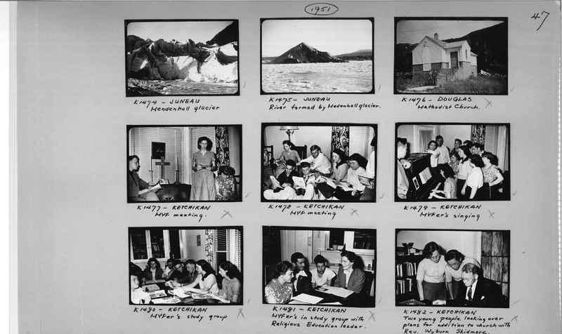 Mission Photograph Album - Alaska #2 page 0047