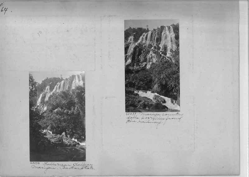 Mission Photograph Album - India #08 Page 0064