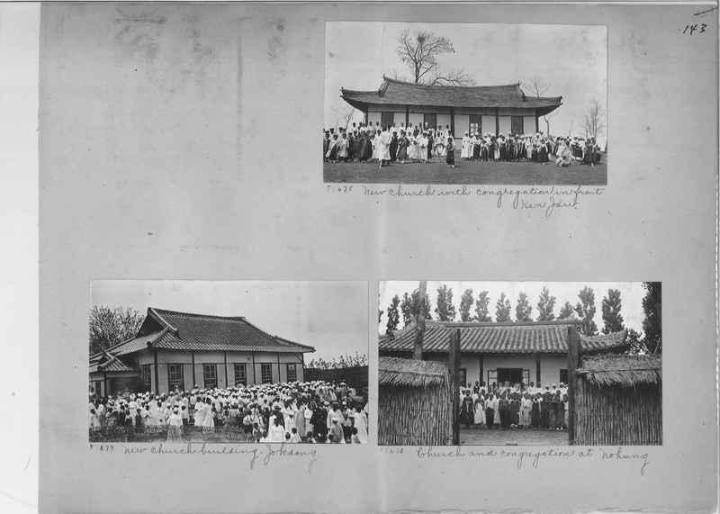 Mission Photograph Album - Korea #5 page 0143