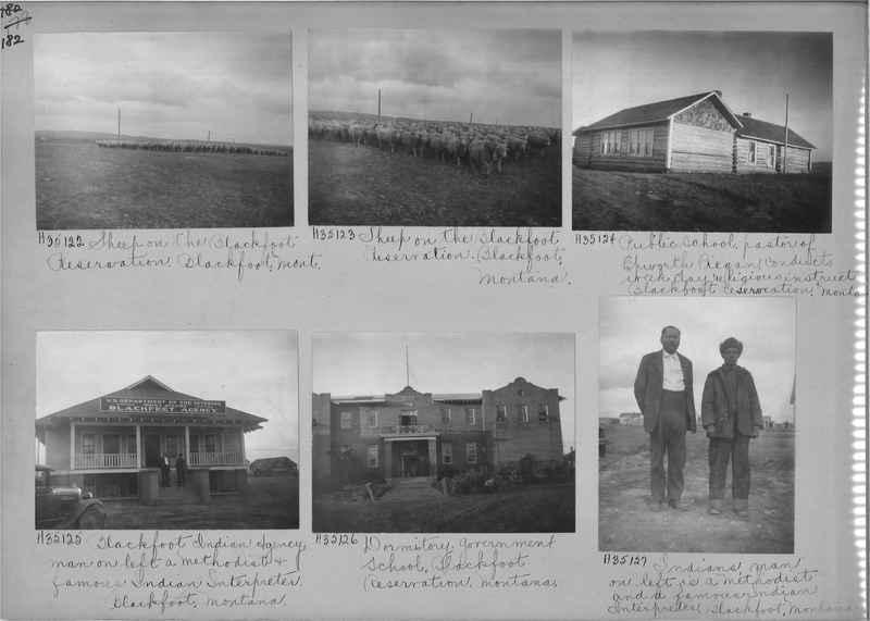 Mission Photograph Album - Indians #2 page_0182
