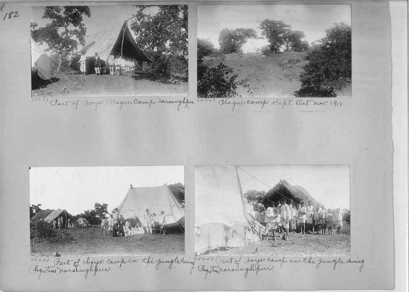 Mission Photograph Album - India #08 Page 0182