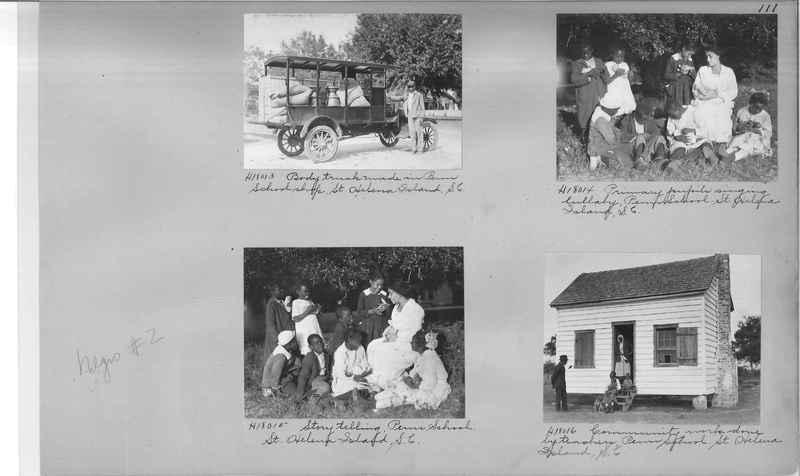 Mission Photograph Album - Negro #2 page 0111