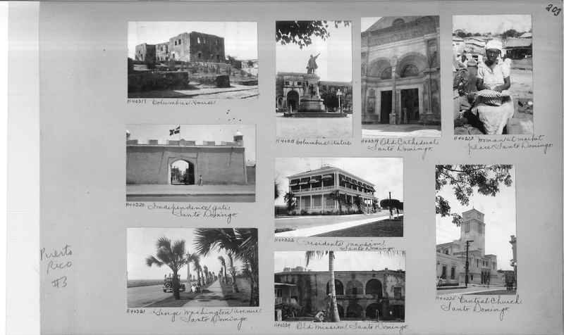 Mission Photograph Album - Puerto Rico #3 page 0203