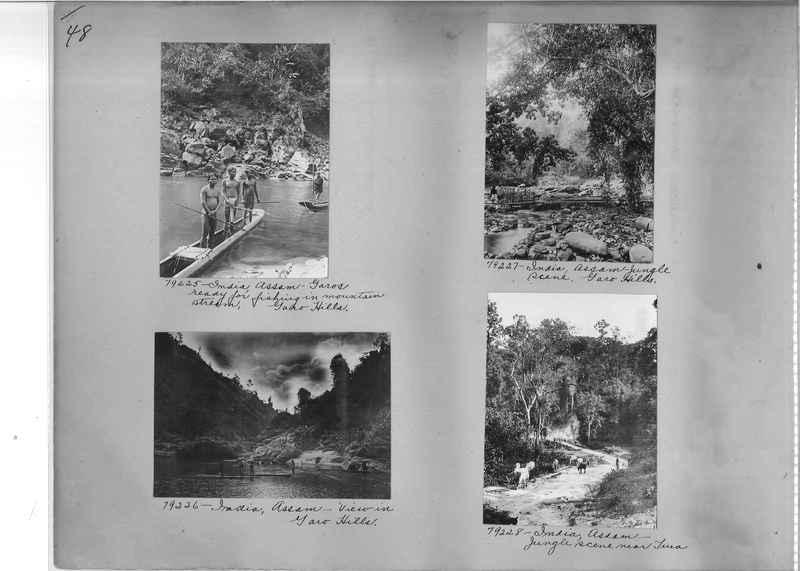 Mission Photograph Album - India #09 Page 0048