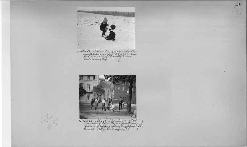 Mission Photograph Album - Cities #5 page 0103