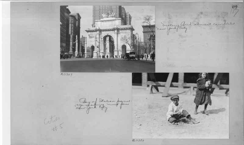 Mission Photograph Album - Cities #5 page 0117