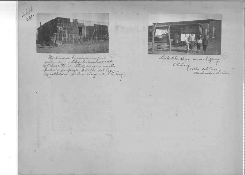 Mission Photograph Album - South America O.P. #2 page 0232